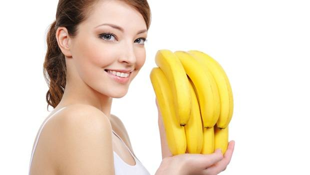 banana face mask - wrinkle removing banana facial mask