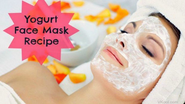 yogurt face mask recipe
