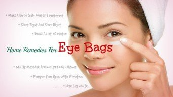 Home Remedies For Eye Bags