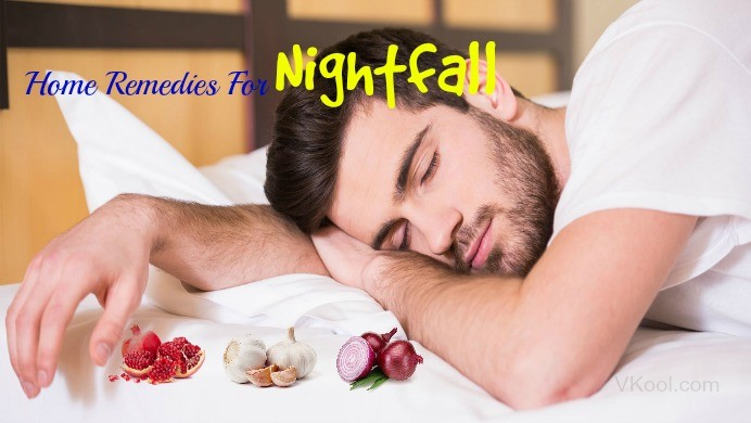 home remedies for nightfall problem
