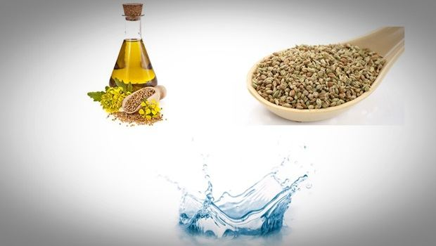 how to treat swollen gums - carom seeds, mustard oil, carom seeds oil, and water