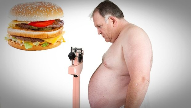negative effects of fast food - cause excess energy and weight