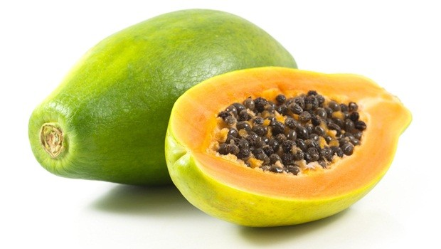 papaya face mask - clay and papaya whitening face mask
