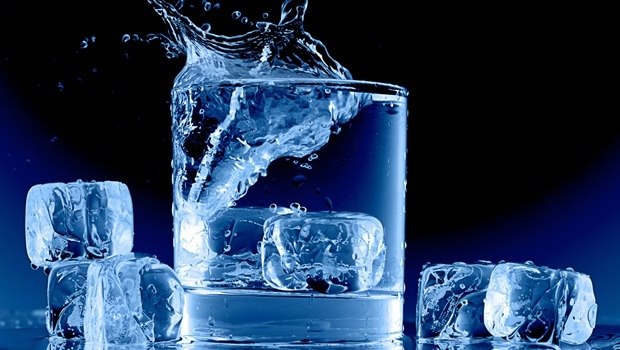 how to stop palpitations - cold water