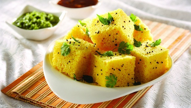 diet for good health - dhokla