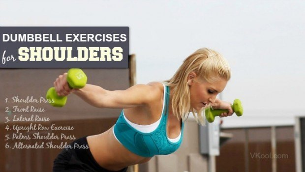 dumbbell exercises for shoulders