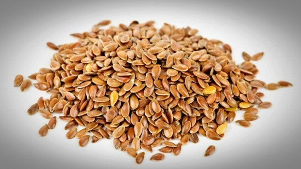 how to make hair thicker - flaxseeds