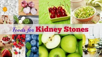 foods for kidney stones