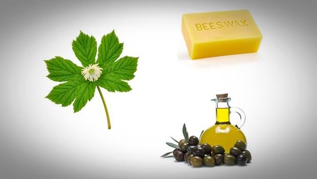 how to treat sebaceous cysts - goldenseal, olive oil, and beeswax
