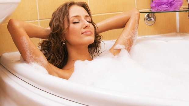 how to help sore muscles - have bath