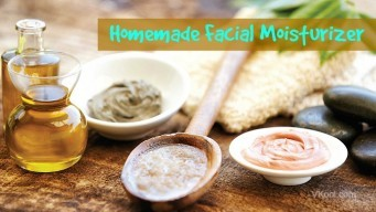 homemade facial moisturizer