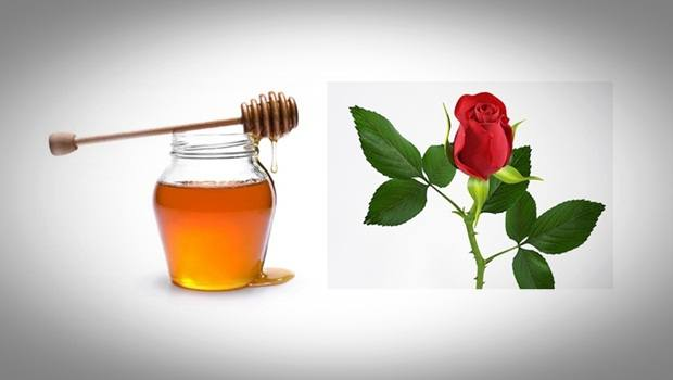 rose face mask - honey rose face mask