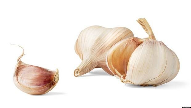 how to treat a tooth infection-garlic