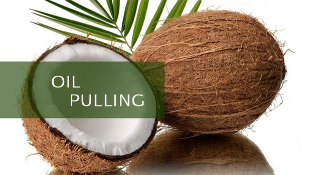 how to treat a tooth infection-oil pulling