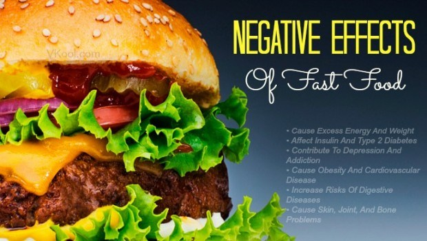negative effects of fast food1
