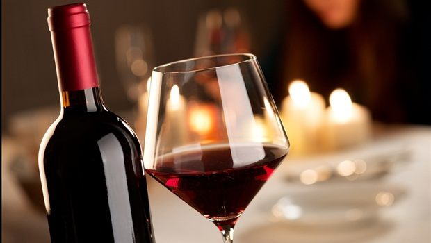 diet tips for men - red wine helps to combat atherosclerosis