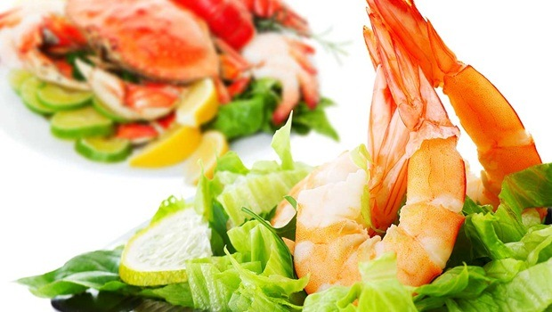 seafood helps to increase sperm count