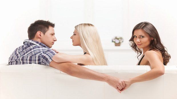 signs of infidelity-becoming secretive