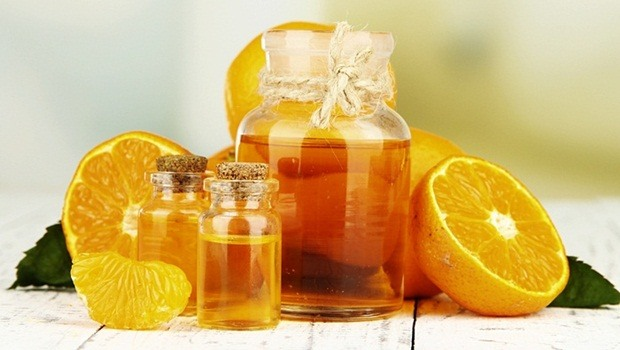 how to lose cellulite - tangerine oil