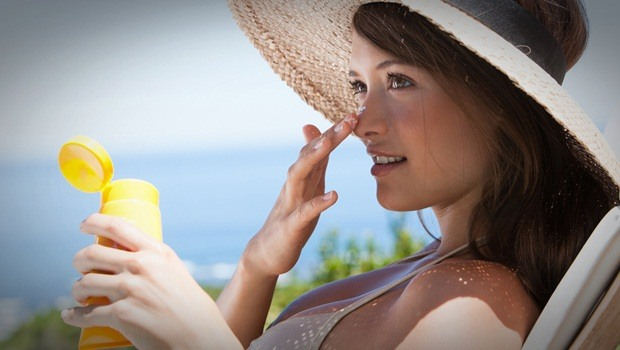 tips for healthy skin - use a good sunscreen