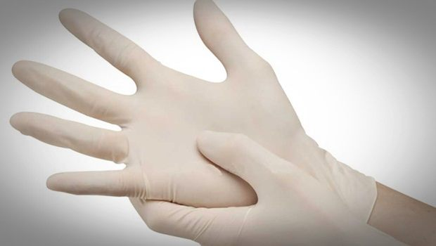 hand care tips - use hand care gloves