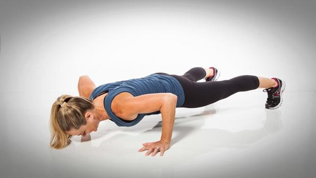 bodyweight exercises for shoulders - x push-ups