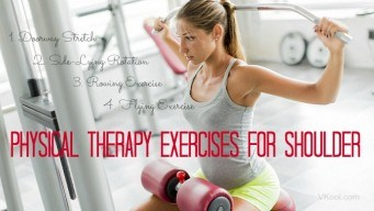 Physical Therapy Exercises For Shoulder