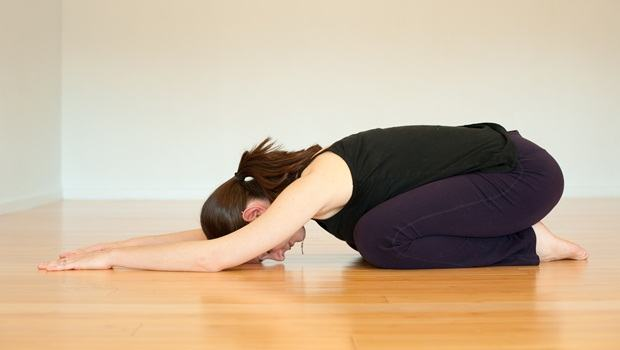 exercises to increase metabolism - balasana
