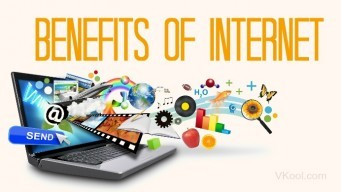 benefits of internet