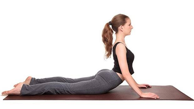 exercises to increase metabolism - bhujangasana