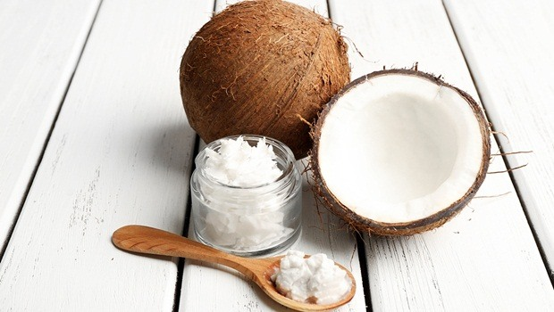how to get rid of scar tissue - coconut oil