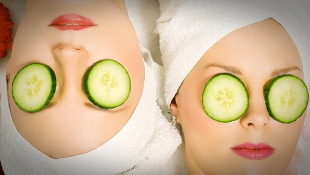 anti aging face mask - cucumber mask
