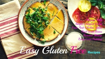 easy gluten free recipes