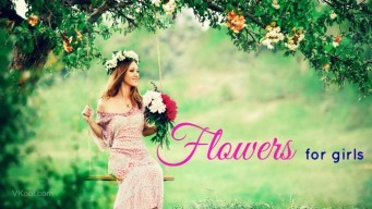 flowers for girls