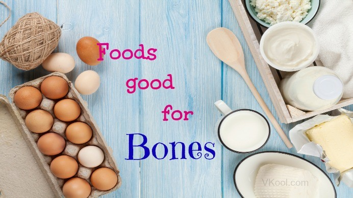 foods good for bones
