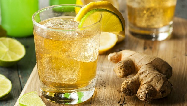 ginger for morning sickness-ginger ale