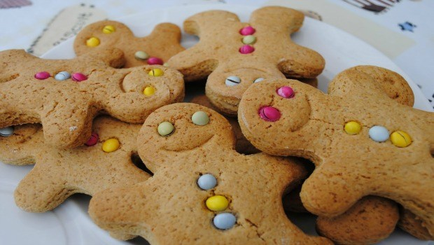 ginger for morning sickness-ginger biscuits