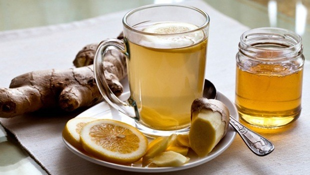 ginger for acid reflux - ginger root tea
