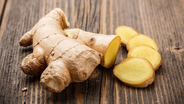 ginger for flu - ginger