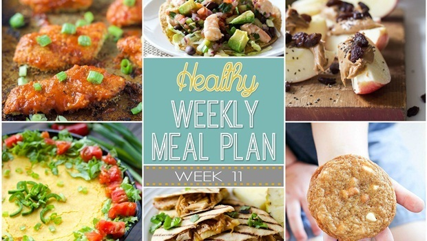 have a healthy meal plan