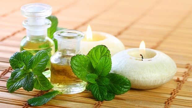 home remedies for sleep apnea-peppermint
