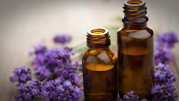 home remedies for neck pain - lavender oil