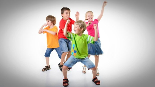 birthday party games for kids - music statues
