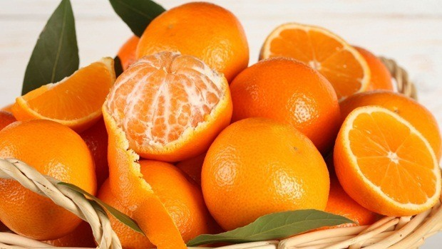 superfoods for skin - orange