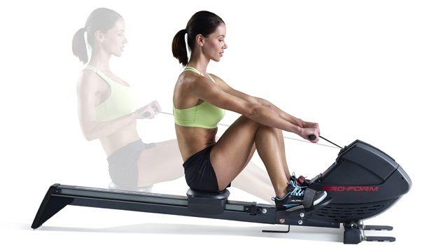 physical therapy exercises for shoulder - rowing exercise