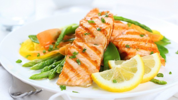 superfoods for skin - salmon