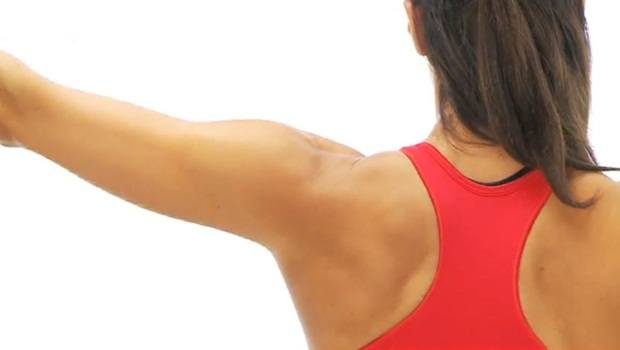 physical therapy exercises for shoulder - scapular rotation