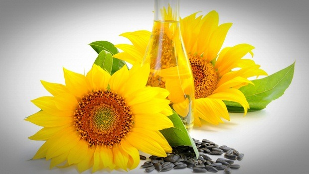 how to whiten underarms - sunflower oil
