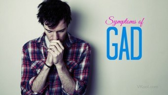 symptoms of GAD