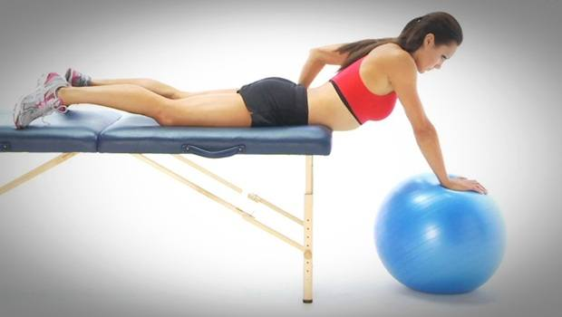 physical therapy exercises for shoulder - upper ball stabilization